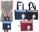 ~雪黛屋~豆豆猴 提袋餐袋小容量才藝手提袋簡單袋上學書包外放教具雨衣傘便當袋台灣製造#0693(中)