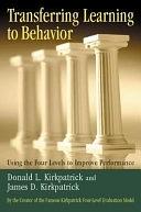 二手書《Transferring Learning to Behavior: Using the Four Levels to Improve Performance》 R2Y ISBN:9781576753255
