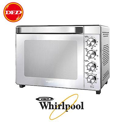 惠而浦 Whirlpool 不鏽鋼 機械式 烤箱 WTOM321S 32公升 6種功能選擇 公司貨