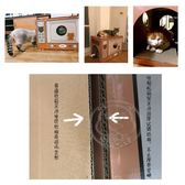 【培菓平價寵物網】DYY》電視機紙貓屋電視機紙箱43.5X31X31cm