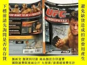 二手書博民逛書店UFC罕見2009 Undisputed Official Strategy Guide (Official St