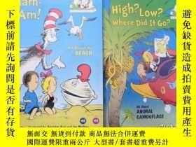 二手書博民逛書店THE罕見CAT IN THE HAT S LEARNING LIBRARY (35冊 未拆封)Y4689