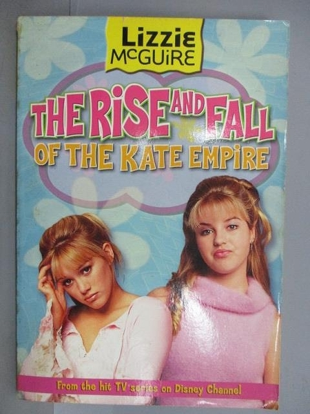【書寶二手書T3/原文小說_MSE】The Rise and Fall of the Kate Empire