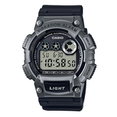 CASIO 卡西歐/極限運動流行腕錶/W-735H-1A3