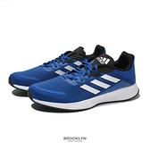 ADIDAS 慢跑鞋 DURAMO SL 寶藍白 運動 網布 男 (布魯克林) FW8678