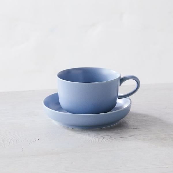 日本【藍瓶咖啡Blue Bottle Coffee】藍瓶咖啡×陶瓷職人イイホシユミコ聯名款 手工陶瓷卡布奇諾杯組