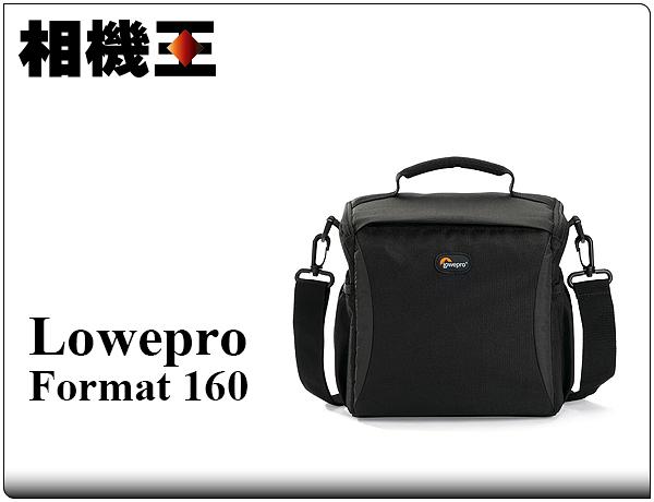 ★相機王★Lowepro Format 160〔豪邁〕單肩側背相機包