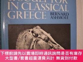二手書博民逛書店Architect罕見and Sculptor in Classical Greece-古希臘的建築師和雕塑家