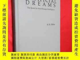 二手書博民逛書店Artificial罕見Dreams: The Quest fo
