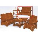 沙發 PK-303-3 306型組椅二人椅(不含茶几)【大眾家居舘】