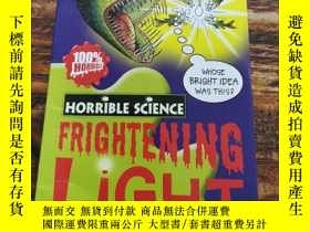 二手書博民逛書店Frightening罕見Light Nick ArnoldY2