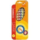 STABILO EASYcolors 右手專用的力學設計色鉛筆(6色)*332/6