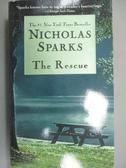 【書寶二手書T8/原文小說_IPX】The Rescue_Sparks, Nicholas