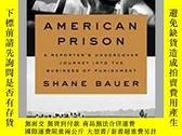 二手書博民逛書店American罕見PrisonY364153 Shane Bauer Penguin Press 出版20