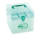 佳斯捷 大豆腐收納箱 整理箱 置物箱 工具箱 學校 文具用品 辦公室 分類收納箱 3157 [百貨通]