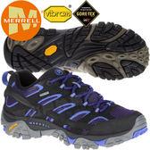 Merrell 12134 Moab 2 Gore-Tex 女多功能防水登山健行鞋 GTX/耐走登山鞋/戶外郊山鞋/健走鞋