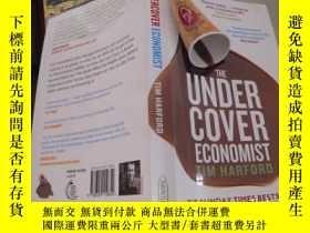 二手書博民逛書店THE罕見UNDERCOVER ECONOMISTY11966