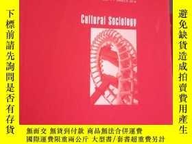 二手書博民逛書店Cultural罕見Sociology VOLUME 10 NU