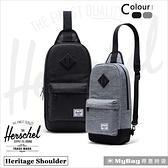 Herschel 單肩包 側背包 斜背包 休閒運動側背包 Heritage Shoulder 得意時袋