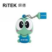 【RiTEK錸德】 TOPY造型 8GB 隨身碟 USB2.0 /個 (顏色隨機出貨)