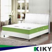 【KIKY】三代美式雙M側邊加強型獨立筒床墊-雙人加大6尺