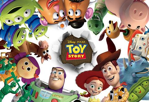 【拼圖總動員 PUZZLE STORY】玩具總動員-回憶 日系/Tenyo/迪士尼/200P/相框拼圖