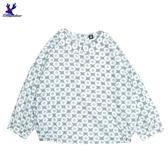 【春夏新品】American Bluedeer - 滿版印花上衣(特價)  春秋新款