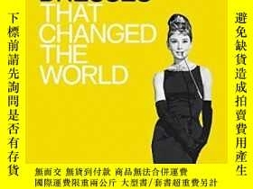 二手書博民逛書店Fifty罕見Dresses That Changed The WorldY364682 Design Mus