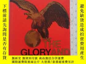 二手書博民逛書店The罕見Glory and The Dream William Manchester 英文原版精裝Y6789