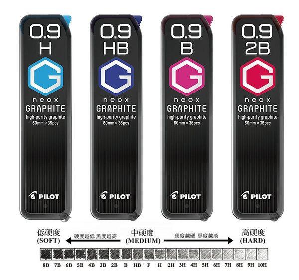 【金玉堂文具】0.9 超G自動鉛筆芯 HRF-9G 百樂PILOT