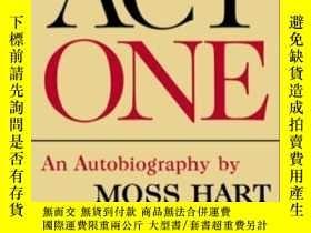二手書博民逛書店Act罕見OneY255562 Moss Hart Random House 出版2002