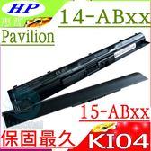 HP電池(保固最久)-惠普 KI04,14-ab電池,15-ab電池,17-g,HSTNN-DB6T,HSTNN-LB6S,HSTNN-LB6R,TPN-Q162