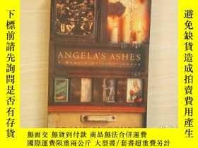 二手書博民逛書店Angela s罕見Ashes: A Memoir of a C