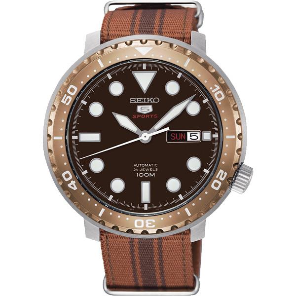 【分期0利率】SEIKO 精工錶 日本製造 潛水錶 45mm 精工5號 自動上鏈機械錶 全新原廠公司貨 SRPC68J1