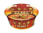 統一 滿漢大餐 麻辣鍋牛肉麵 204g/2碗(合迷雅好物003)