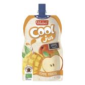 倍優 babybio 優鮮果汁105ml (蘋果、芒果)
