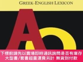 二手書博民逛書店Liddell罕見And Scott s Greek-english Lexicon, AbridgedY25
