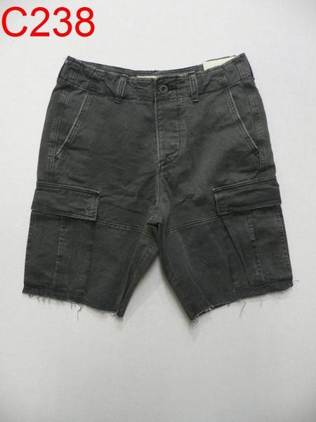 AF Abercrombie & Fitch A&F A & F 男 當季最新現貨 短褲 AF C238