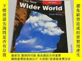 二手書博民逛書店the罕見new wider worldY246305 見圖 見圖