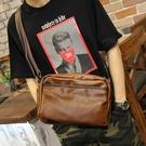 男包 休閒斜跨側背包男士斜背包潮運動小背包韓版時尚 黛尼時尚精品