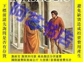 二手書博民逛書店1996年Masaccio精裝作者John罕見T. Spike,245頁Y331625 John T. Spi