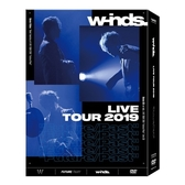 "【停看聽音響唱片】【DVD】w-inds.:w-inds. LIVE TOUR 2019 ""Future/Past"" (2DVD + 2CD)"
