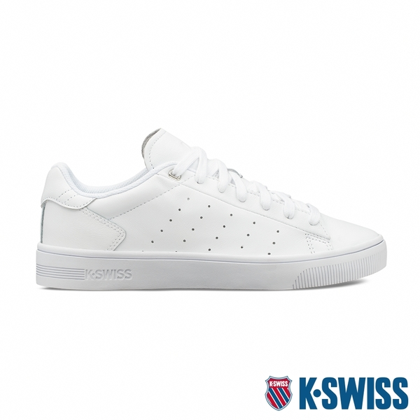 K-SWISS Court Frasco II時尚運動鞋-男-白