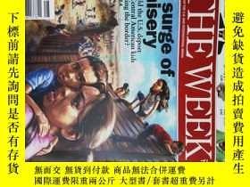 二手書博民逛書店The罕見Week 美國一週雜誌 2014年7月25日 外文原版