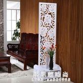 屏風 屏風隔斷客廳簡約現代小戶型摺疊簡易行動雙面雕花鏤空玄關裝飾牆 果果輕時尚NMS