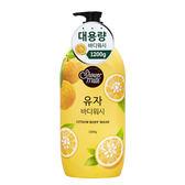 【Shower Mate】微風如沐-甜香柚果香沐浴乳(1200g) 身體清潔 洗澡乳