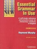 二手書 Essential Grammar in Use With Answers: A Self-Study Reference and Practice Book for Elementa R2Y 9780521559287
