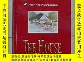 二手書博民逛書店英文原版罕見The House on Hope Street b