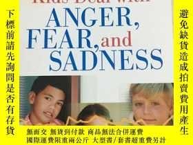 二手書博民逛書店Helping罕見Your Kids Deal with Anger, Fear, and SadnessY2