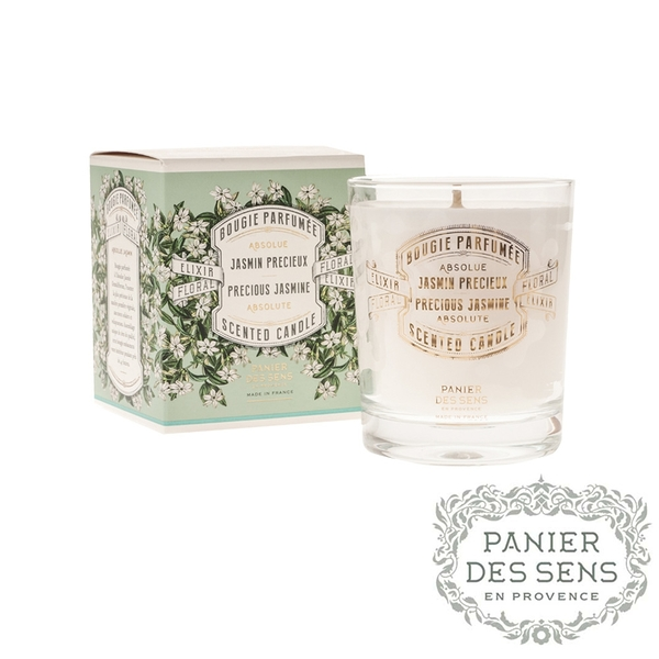 法國 Panier des Sens 茉莉花 Precious Jasmine 180g 香氛蠟燭